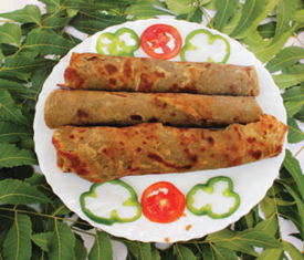 Pearl Millet Chapati