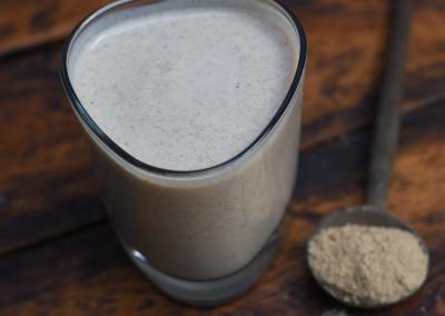 Pearl Millet Milk Drink (Mburugi in Kitharaka)