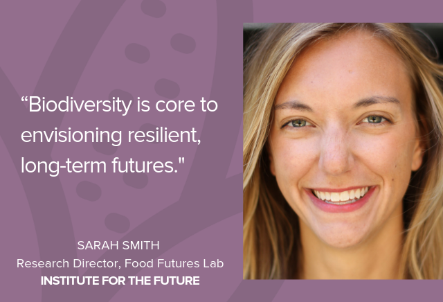Institute for the Future on Designing For Resilient Futures