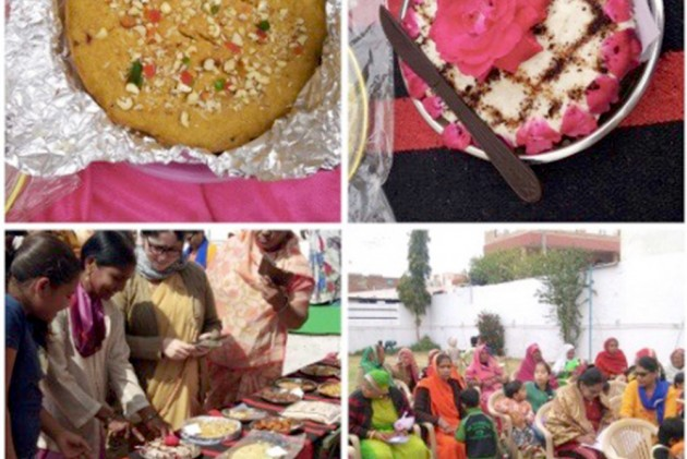 Anganwadi workers hold workshop in Ajmer to demonstrate tasty recipes