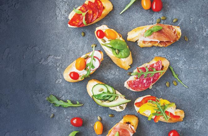 Time to eat like the Spaniards with some Mediterranean-style cooking