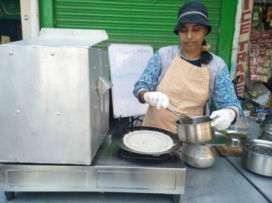Going the extra mile with millets