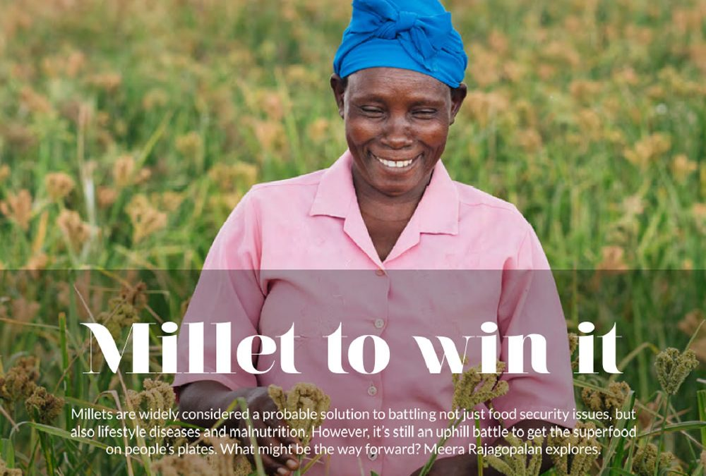 iMPACT Cover Story: Millet to win it