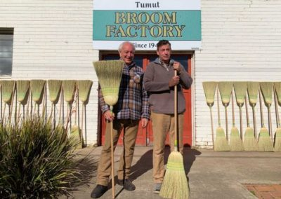 Australian millet broom factory resists sweeping changes | Smart Food