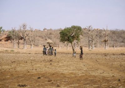 Combating Desertification and Drought – Burkina Faso: Climate Change Triggers Rural Exodus