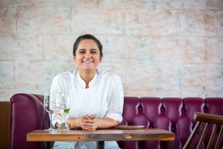 Food Forward India : Chef Garima Arora talks about reinventing Indian Cuisine with Deepali Nandwani