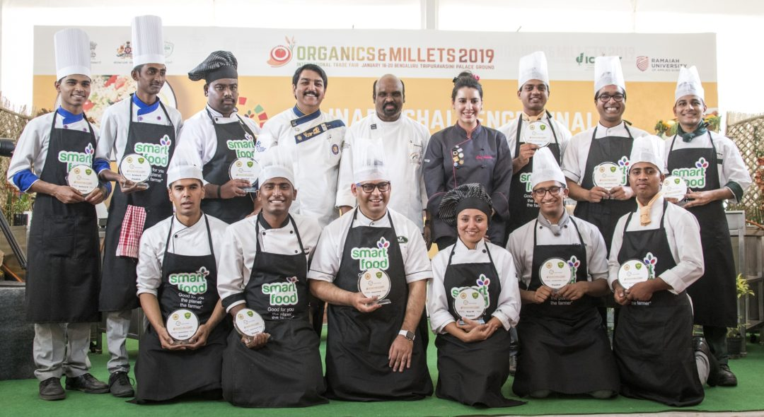 Reality video series launched with student chefs from 16 schools across India