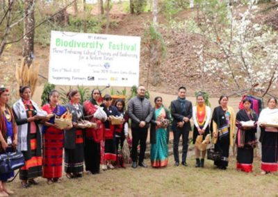 Call to fight Climate Change marks Biodiversity Festival