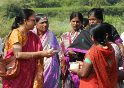 In 22 Years, Prema Has Helped Over 5 Lakh Women Become Organic Farmers, Mentors