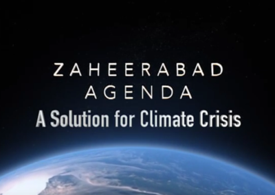 Zaheerabad Agenda : A solution for Climate Crisis