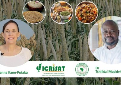 Reshaping Agriculture for Better Nutrition – New Dawn for Millet Crop