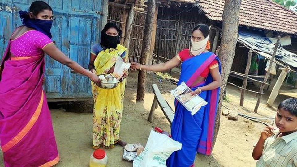Giri Poshana meets the nutrient needs of tribals