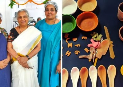 These Women Quit Their IBM Jobs to Make Edible Cutlery That Can Save The Planet!