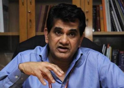 Water crisis: Need to shift from rice to millet cultivation, says Amitabh Kant