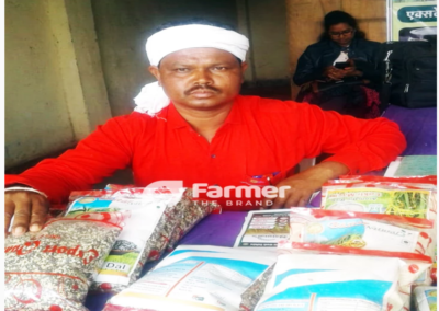 This Tribal farmer and Krishak Samman Awardee is spearheading Millet Revolution in Bastar!