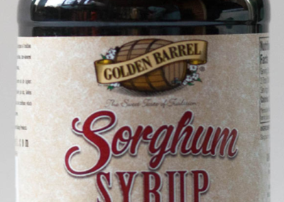 Sorghum Syrup by Golden Barrel
