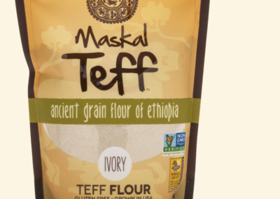 Maskal Teff Ivory Flour by The Teff Company
