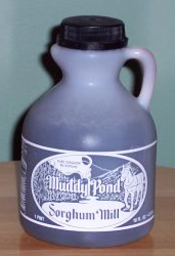 Sorghum Syrup by Muddy Pond Sorghum Mill
