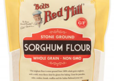 Sorghum Flour by Bob's Red Mill
