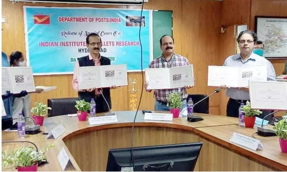 Hyderabad: Postal department drive to push millets consumption
