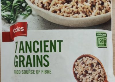 7 Ancient Grains by Coles