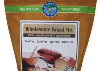 Wholesome Bread Mix by Authentic Foods