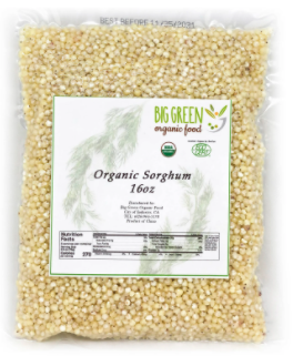 Organic Sorghum by BGreen Food