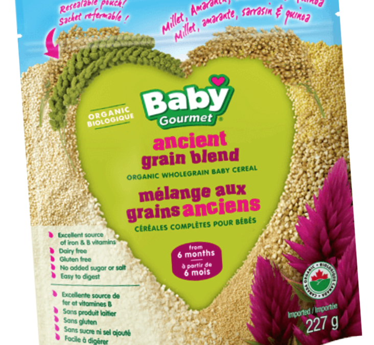 Ancient Grain Blend by Baby Gourmet