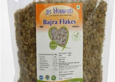 Bajra Flakes by Go Bhaarati