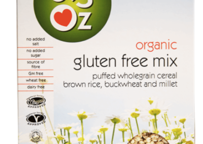 Organic Gluten free Mix by Big OZ