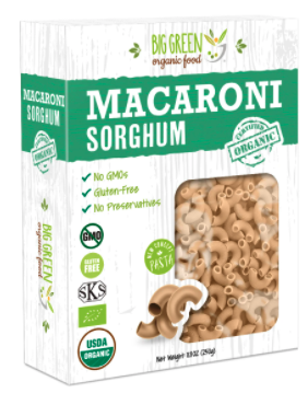 Macaroni Sorghum by BGreen Food