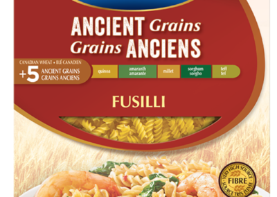 Ancient Grains Fusilli by Catelli