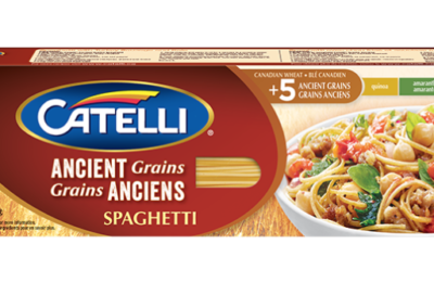 Ancient Grains Spaghetti by Catelli