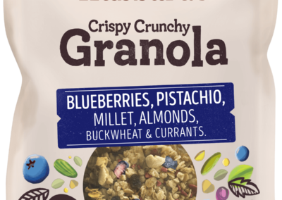 Crispy Crunchy Granola Millet by Hubbards Foods