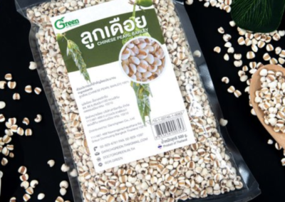 Millet Chiness Pearl Barley  by Dr Green