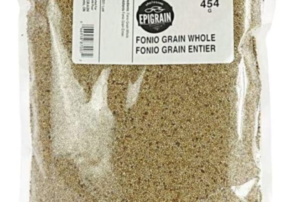 Whole Grain Fonio by Epigrain