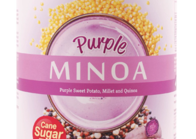 Purple Minoa by BMS Organics, FMC Greenland
