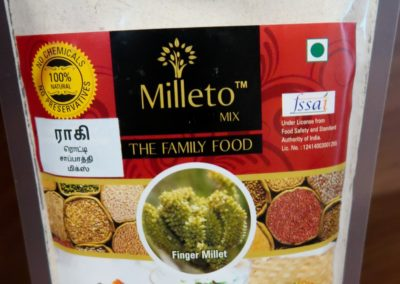 Finger Millet Chapati Mix by Milleto, Adhisurya Foods