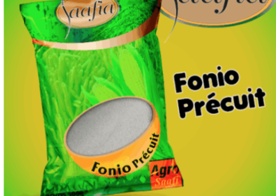 Precooked Fonio Made By AGROSAAFI