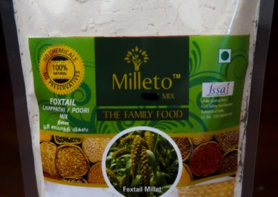 Foxtail Millet Chapati Mix by Milleto, Adhisurya Foods