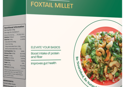 Foxtail Millet by InnerBeing