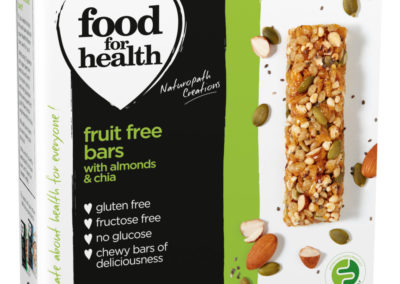 Fruit Free Bar by Food for Health