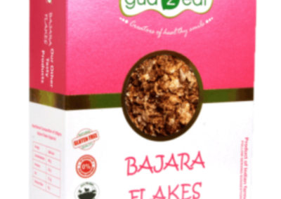 Bajra Flakes by Gud2Eat, Samruddhi Agro