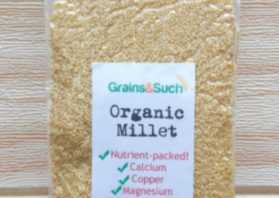Organic Millet by Grains&Such