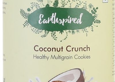 Coconut Cookies: Healthy Multi Grain Cookies  by EarthSpired, Mrida Group