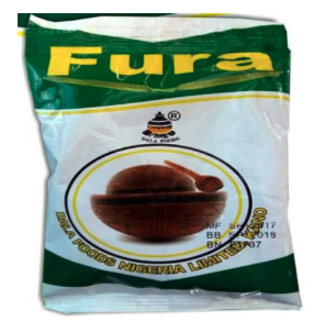 Instant Fura (Granulated -Millet) by Dala Foods