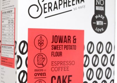Jowar Sweet Potato Flour Coffee by Serapheena