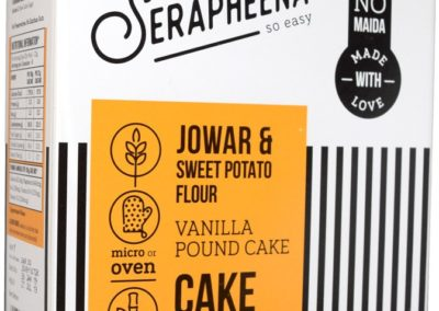 Jowar Sweet Potato Flour Vanilla by Serapheena