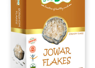 Jowar Flakes by Gud2Eat, Samruddhi Agro