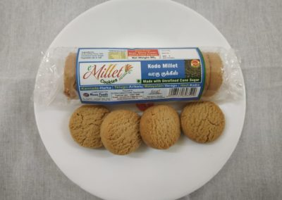 Kodo Millet Cookies by Moon Foods